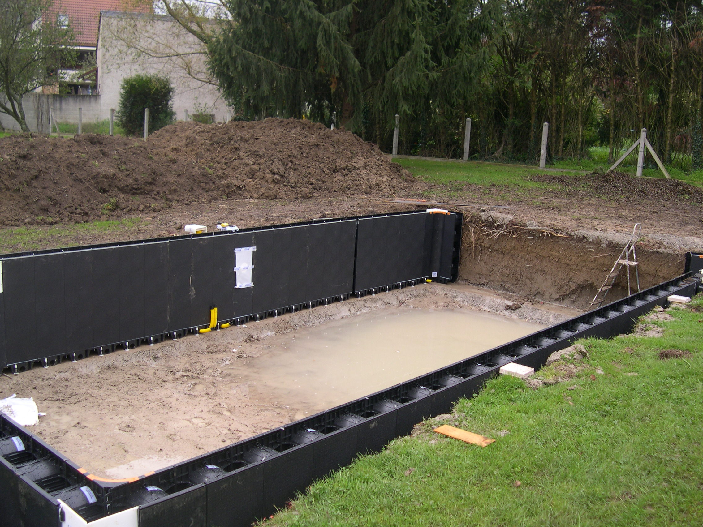 construction piscine magiline 9x