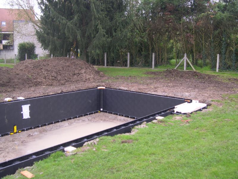 structure piscine construction piscine magiline 9x