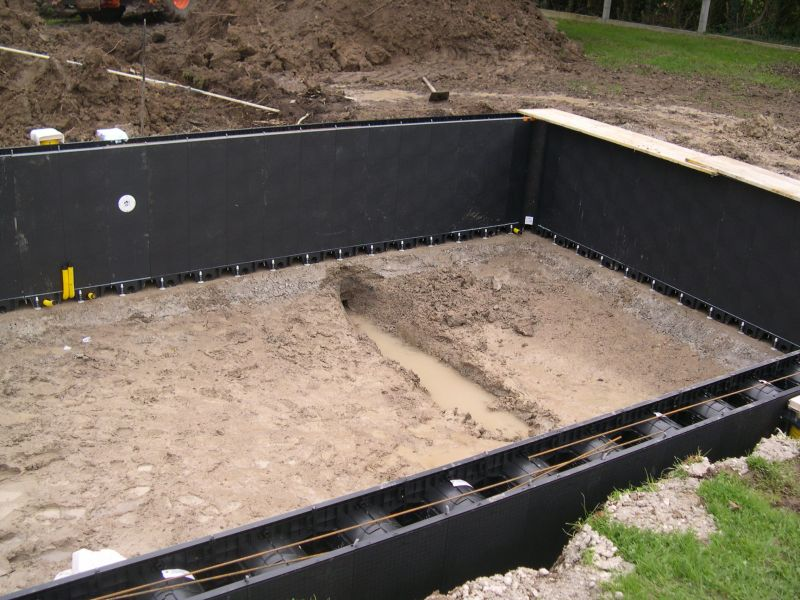Construction piscine magiline 9x for Construction piscine magiline